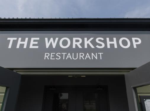 The Workshop Restaurant at IWM Duxford