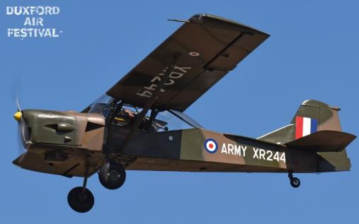 Army Historic Flight Auster Mk9