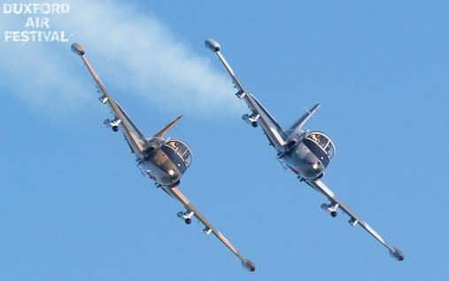 Strikemaster pair