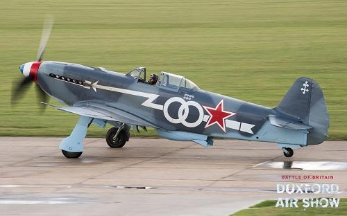 Yak 3 Will Greenwood