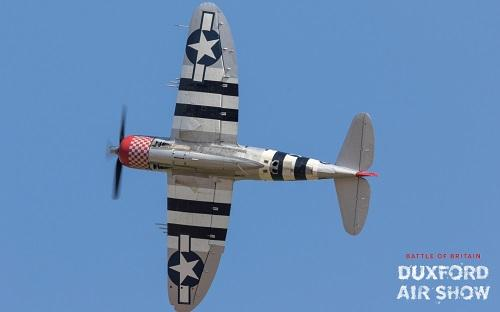 P-47D Thunderboltat Duxford Air Shows
