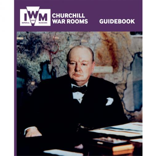 Churchill War Rooms guidebook cover