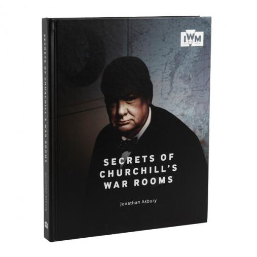 Secrets of Churchill War Rooms book cover