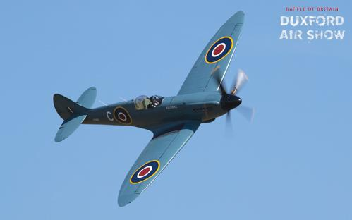 Spitfire Mk.XIX owned by Rolls-Royce