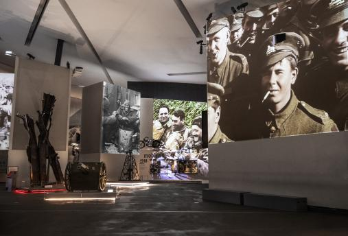 Big Picture Show at IWM North