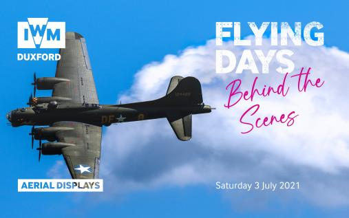 Flying Days: Behind the Scenes aerial display day at IWM Duxford