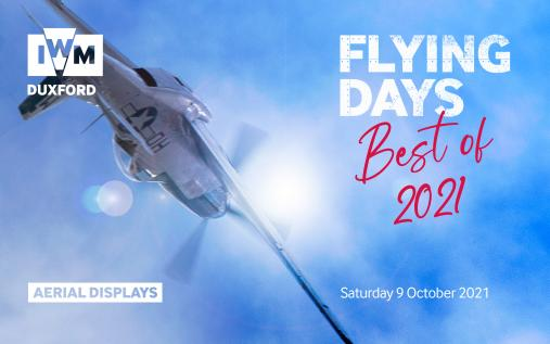 Flying Days: Best of 2021 at IWM Duxford