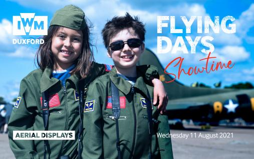 Flying Days: Showtime event at IWM Duxford