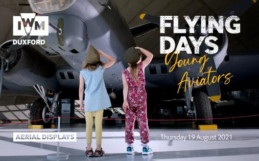 Flying Days: Young Aviators events at IWM Duxford