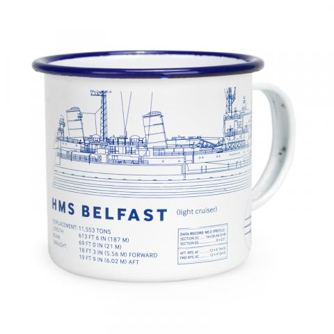 HMS Belfast Shop