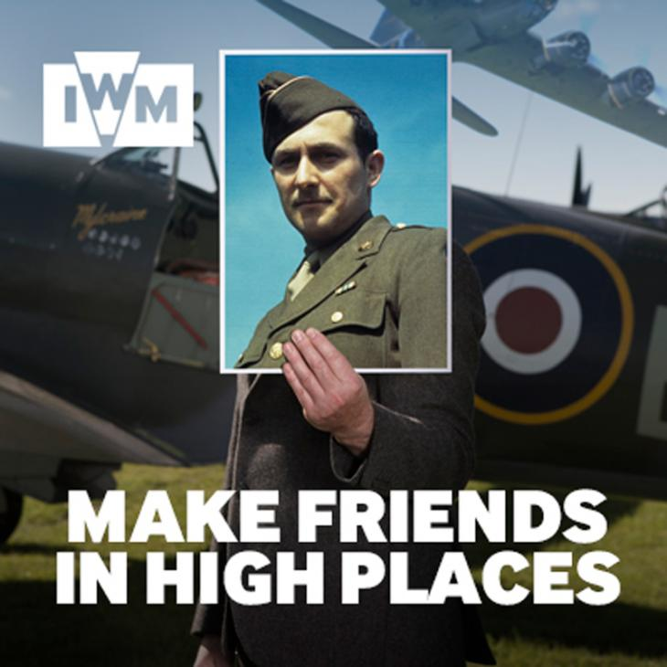 Join IWM's Membership scheme for Duxford Air Show discounts