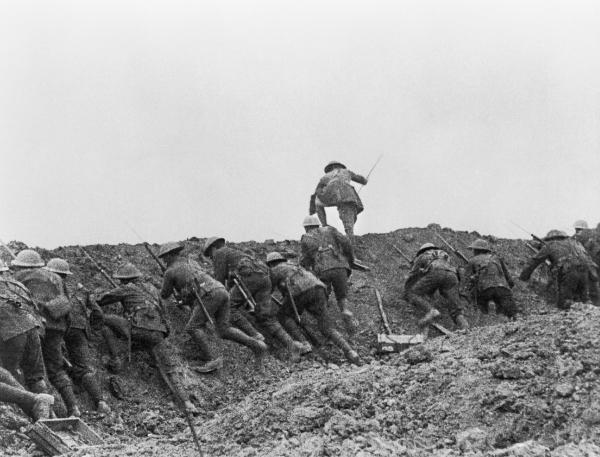 Battle of the Somme © IWM Q70164