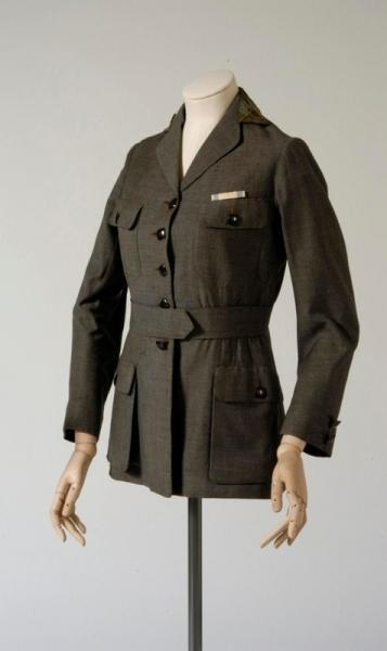 Jacket worn by Doctor Elsie Inglis