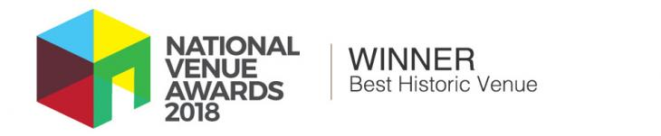 National Venue Awards 2018 Winner Best Historic Venue