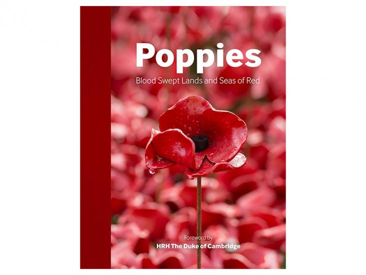 Poppies: Blood Swept Lands and Seas of Red Book Cover