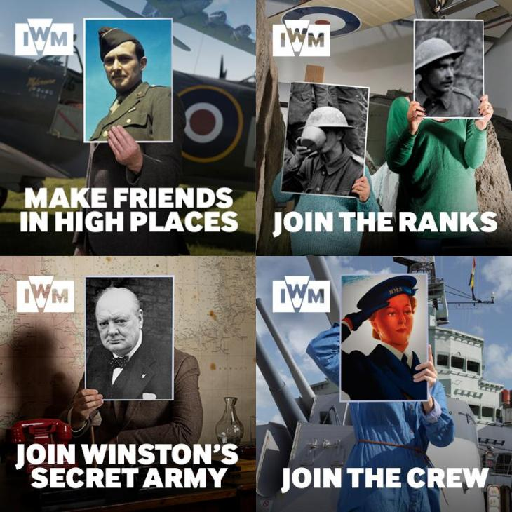 Join IWM membership