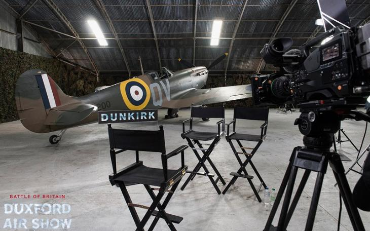 N3200 Dunkirk film interview set