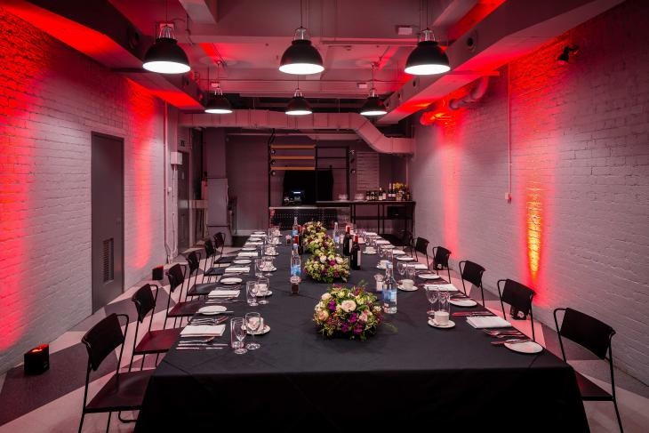 Switch Room at Churchill War Rooms - Venue Hire