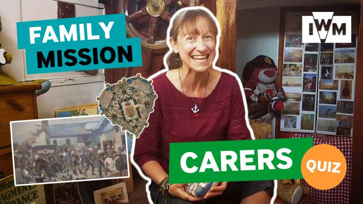 Family Mission: Carers Quiz