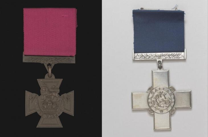 Victoria Cross and George Cross